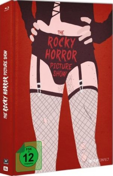 Rocky Horror Picture Show, The - Limited Mediabook Edition (blu-ray)
