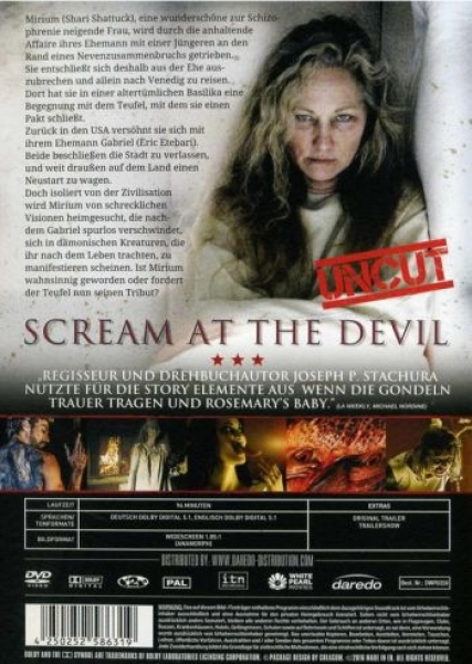 Scream At The Devil Trailer Deutsch