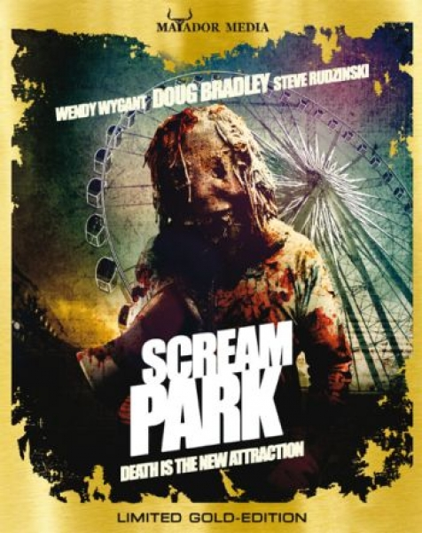 Scream Park - Limited Gold-Edition (blu-ray)