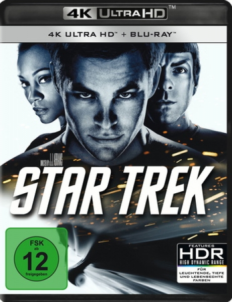 Star Trek 11  (4K Ultra HD)