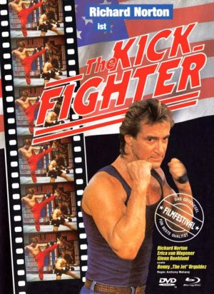 Kick Fighter, The -  Uncut Mediabook Edition (DVD+blu-ray) (A)