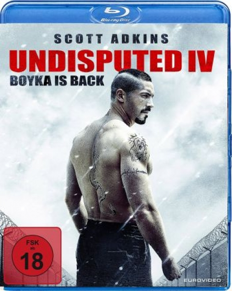 Undisputed 4 - Boyka Is Back - Uncut Edition  (blu-ray)