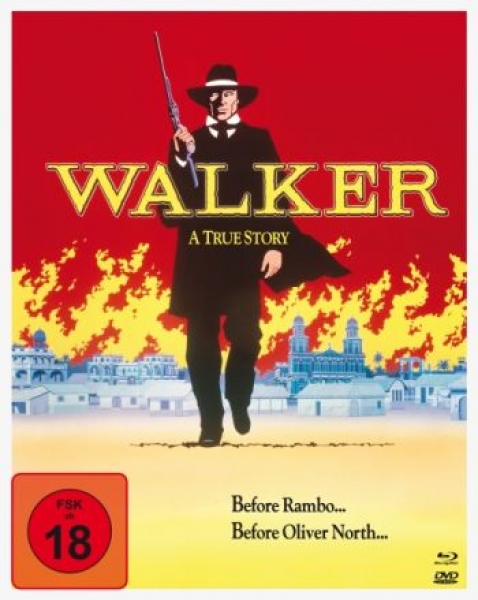 Walker - Limited Mediabook Edition  (DVD+blu-ray)