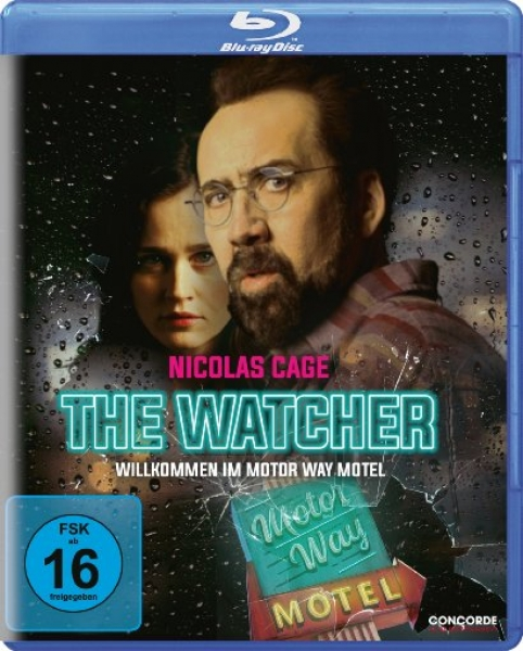 Watcher, The - Willkommen im Motor Way Motel (blu-ray)