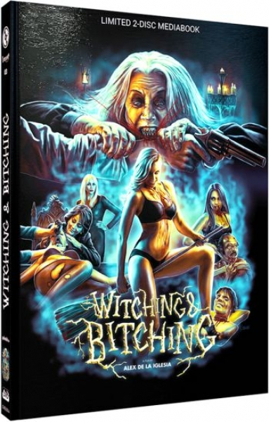 Witching & Bitching - Uncut Mediabook Edition  (DVD-blu-ray) (A)