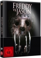 Freddy vs. Jason - Uncut Mediabook Edition  (DVD+blu-ray)