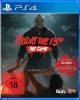 Friday the 13th - The Game - Uncut Edition  (PS4)