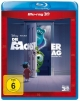 Monster AG, Die 3D  (3D blu-ray)