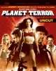 Planet Terror - Uncut Mediabook Edition (DVD+blu-ray)